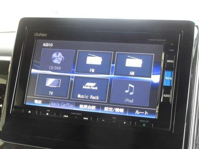 G・Lターボホンダセンシング 安全運転支援システム 純正Mナビ ETC フルセグTV バックカメラ LED 両側パワースライドドア 衝突軽減ブレーキ 横滑り防止装置 盗難防止装置 スマートキー アルミ ワンオーナー(4枚目)