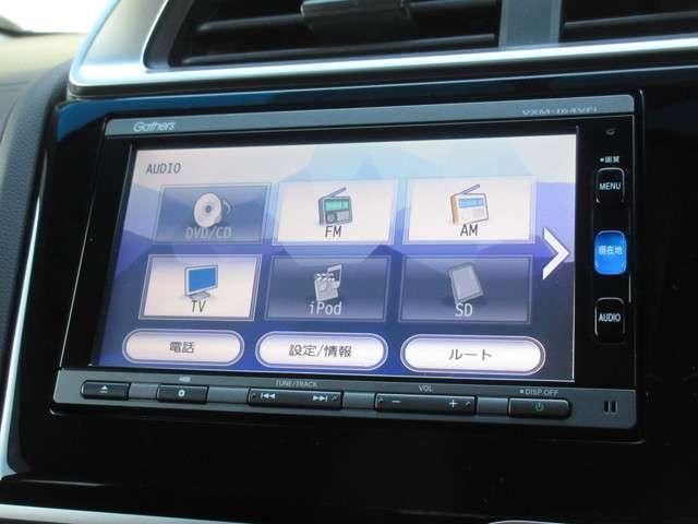Fパッケージ 純正Mナビ フルセグ リヤカメラ Bluetooth DVD再生 ドアバイザー ETC 横滑防止装置 スマートキー ABS オートエアコン 盗難防止装置(7枚目)