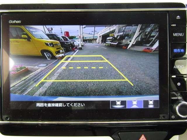 G・Lホンダセンシング 元試乗車 禁煙車 純正8インチナビ フルセグ Rカメラ ETC LEDライト 運転席助手席シートヒーター 両側電動スライドドア Sカーテンエアバッグ 衝突被害軽減ブレーキ(6枚目)