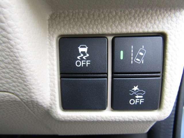 G・Lホンダセンシング 元試乗車 禁煙車 純正8インチナビ フルセグ Rカメラ ETC LEDライト 運転席助手席シートヒーター 両側電動スライドドア Sカーテンエアバッグ 衝突被害軽減ブレーキ(14枚目)