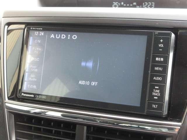 2.5iスペックB アイサイト 1オーナー パナソニックSDナビ Bluetooth フルセグ Rカメラ ドラレコ DVD/CD再生 パドルシフト 衝突被害軽減B ETC 純正18インチアルミ 横滑防止 盗難防止 4WD(4枚目)
