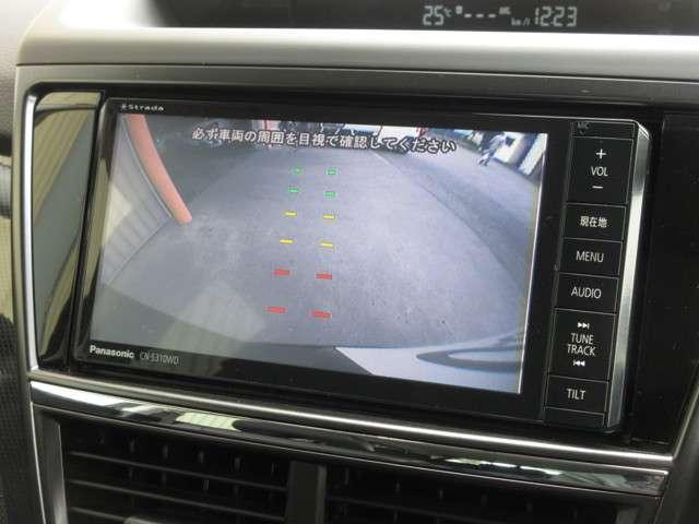2.5iスペックB アイサイト 1オーナー パナソニックSDナビ Bluetooth フルセグ Rカメラ ドラレコ DVD/CD再生 パドルシフト 衝突被害軽減B ETC 純正18インチアルミ 横滑防止 盗難防止 4WD(13枚目)