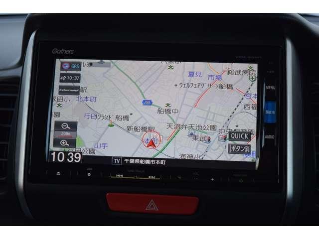 G SSパッケージ インターナビ Rカメラ リアシートスライ(6枚目)