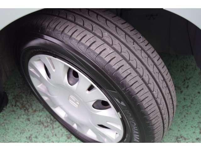 タイヤサイズは175/65R14