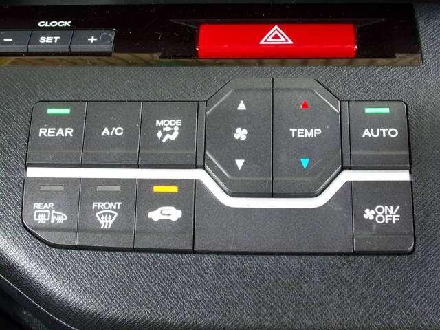 ホンダ ステップワゴンスパーダ Z アルパインHDDナビ 後席モニター ETC