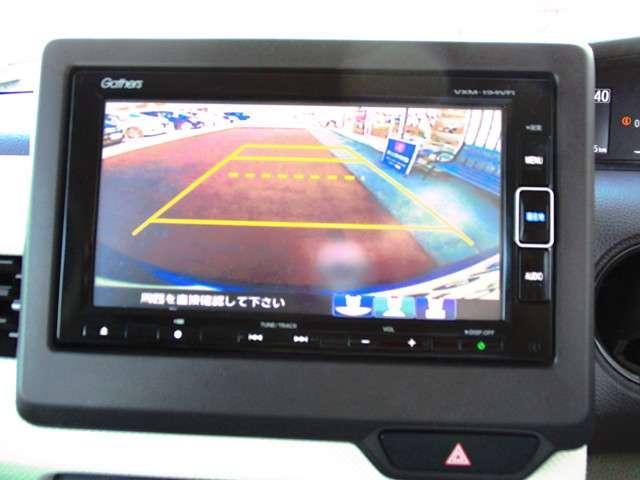 G・EXターボホンダセンシング 試乗車UP 禁煙車 純正メモリーナビ Bluetooth 音楽録音機能 フルセグ Rカメラ ETC 両側電動スライドドア LEDヘッドライト リヤ席シートスライド サイドカーテンエアバック(8枚目)