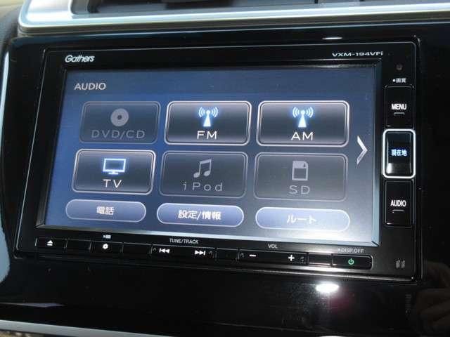 F 当社試乗車 禁煙車 純正メモリーナビ フルセグTV リアカメラ Bluetooth ETC(3枚目)