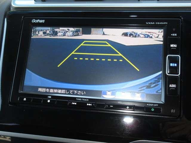 F 当社試乗車 禁煙車 純正メモリーナビ フルセグTV リアカメラ Bluetooth ETC(4枚目)