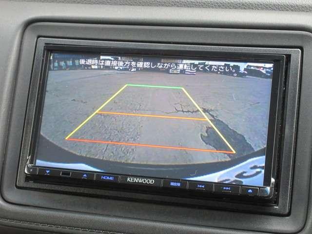 X・ホンダセンシング ケンウッド製メモリーナビ フルセグ ETC Rカメラ LEDヘッドライト 純正16インチアルミホイール ワンオーナー(5枚目)