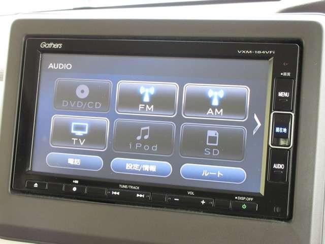 G・L 純正メモリーナビ フルセグTV Bluetooth ETC Rカメラ LEDヘッドライト クルーズコントロール 片側電動スライドドア(4枚目)
