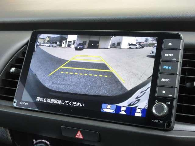 e:HEVホーム 当社試乗車 禁煙車 純正9インチナビ フルセグTV Bluetooth ETC LEDヘッドライト クルーズコントロール サイドカーテンエアバック(5枚目)
