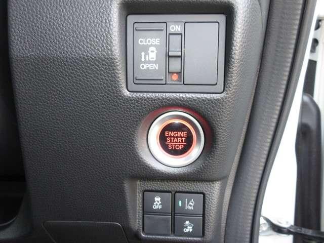G・Lホンダセンシング 純正メモリーナビ フルセグTV Bluetooth ETC Rカメラ LEDヘッドライト 片側電動スライドドア サイドカーテンエアバック クルーズコントロール 14インチアルミホイール(12枚目)