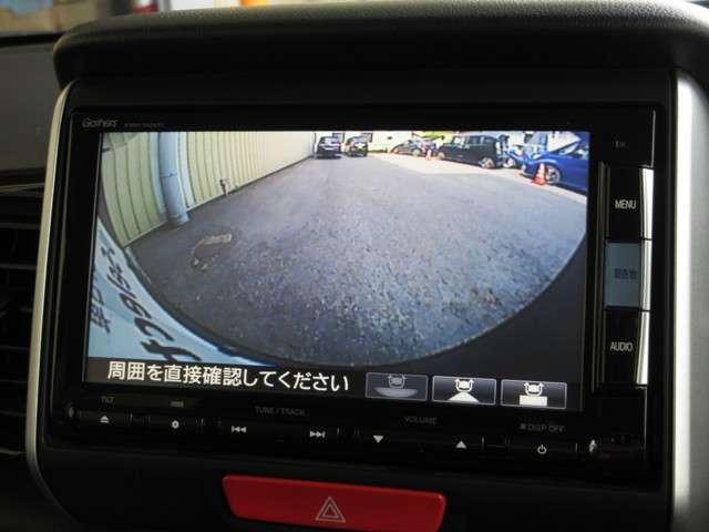 G・ターボLパッケージ 純正メモリーナビ Bluetooth ETC Rカメラ ディスチャージヘッドライト 両側電動スライドドア 15インチアルミホイール(5枚目)