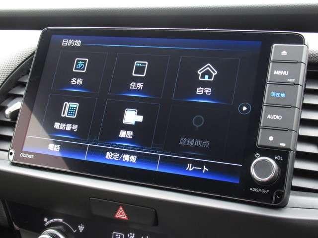 e:HEVネス 当社試乗車 禁煙車 純正9インチナビ フルセグTV リアカメラ Bluetooth ETC LEDヘッドライト クルーズコントロール サイドカーテンエアバック 16インチアルミホイール(5枚目)