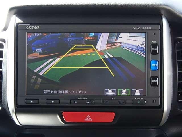 ホンダ N BOX G・ターボLパッケージ デモカー ナビ バックカメラ