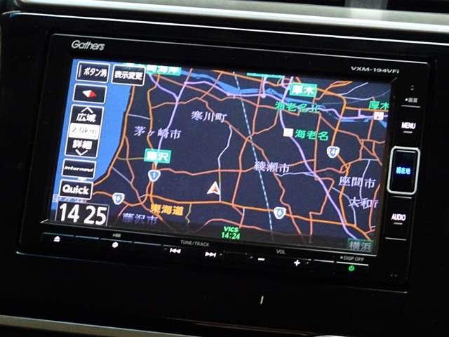 13G・L ホンダセンシング 当社展示車フルセグメモリーナビ(9枚目)
