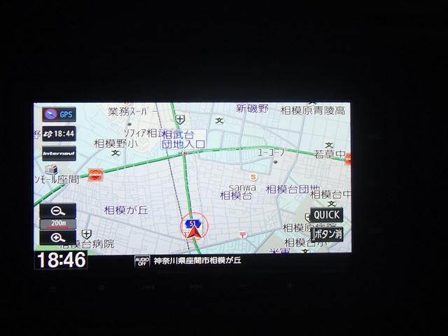 ハイブリッド・ホンダセンシング 当社デモカーSENSINGド(3枚目)