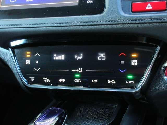 エアコンはオートエアコンでお好みの温度調整が出来、オールシーズン快適にドライブできます!楽しさ倍増ですよぉ〜♪