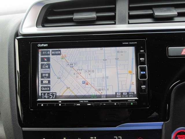 13G・L ホンダセンシング 試乗車UP 禁煙車 安全運転支援システム 純正メモリーナビ Bluetooth フルセグ Rカメラ ETC(5枚目)