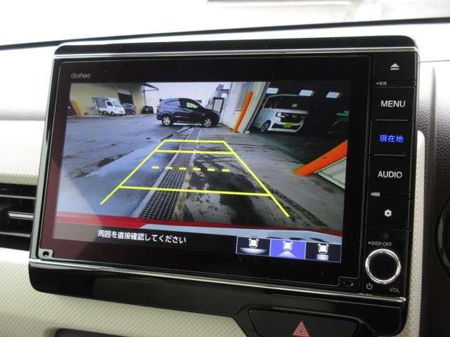 L・ターボホンダセンシング ・・・元当社試乗車/純正8インチナビ/フルセグ/ETC/DVD・CD再生/バックカメラ/LEDヘッドライト/セキュリティーアラーム/スマートキー/シートヒーター(5枚目)