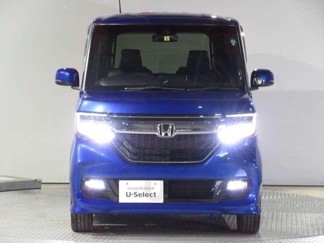 G・Lターボホンダセンシング ・・・2年保証 オーディオレス/LEDヘッドライト/ワンオーナー/セキュリティーアラーム/スマートキー/純正アルミホイール/フォグライト(3枚目)