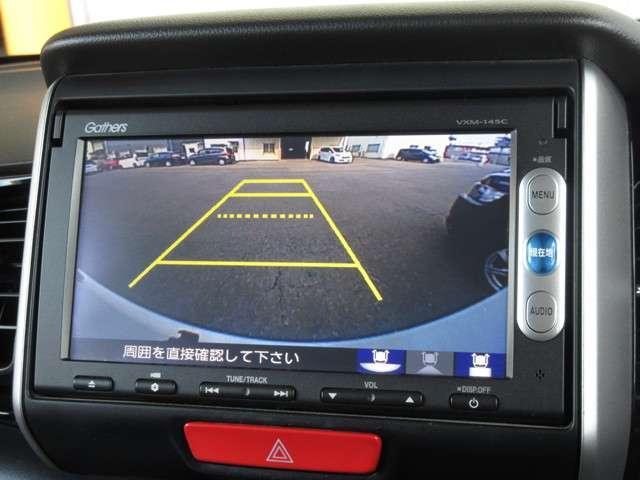 G・Aパッケージ 純正メモリーナビ ETC Rカメラ 1オーナー(6枚目)