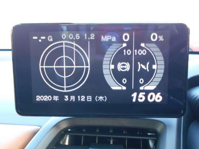 αブルーノレザーエディション Rカメラ ETC LEDライト(10枚目)