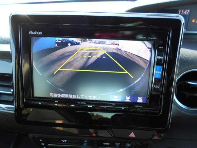 G・Lホンダセンシング 衝突軽減B ETC Rカメラ インターナビTV 左電動SD Bluetooth 純アルミホイール LED 後席モニター アイドリングストップ クルコン スマートキー(19枚目)