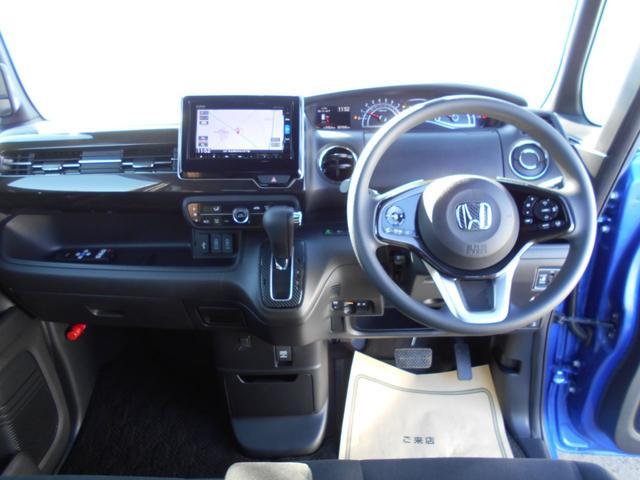 G・Lホンダセンシング 衝突軽減B ETC Rカメラ インターナビTV 左電動SD Bluetooth 純アルミホイール LED 後席モニター アイドリングストップ クルコン スマートキー(47枚目)