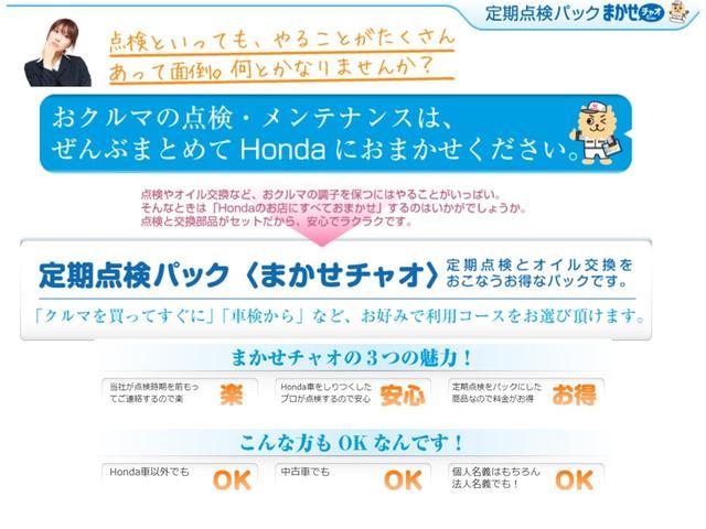 G・EXホンダセンシング レンタアップ 助手席スーパースライ(30枚目)