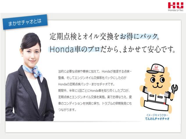 G・EXホンダセンシング レンタアップ 助手席スーパースライ(31枚目)