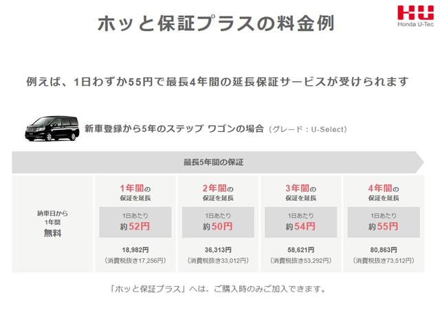 G・Lホンダセンシング レンタアップ フルセグ対応ナビ(27枚目)