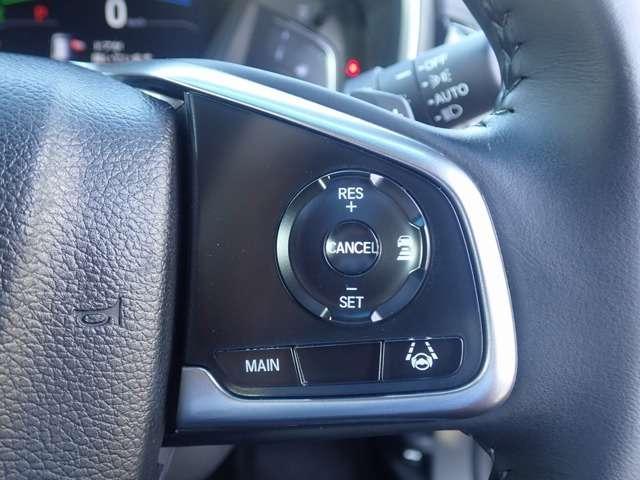 EX ホンダセンシング クルーズコントロール 衝突軽減ブレーキ フルセグ対応インターナビ DVD再生 ミュージックサーバー シートヒーター LEDヘッドライト ワンオーナー(9枚目)