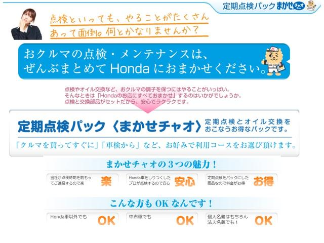 S ホンダセンシング メモリーナビ(30枚目)