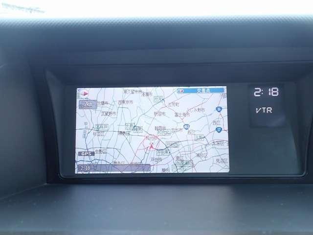 GエアロHDDナビスペシャルパッケージ リア席モニター(8枚目)