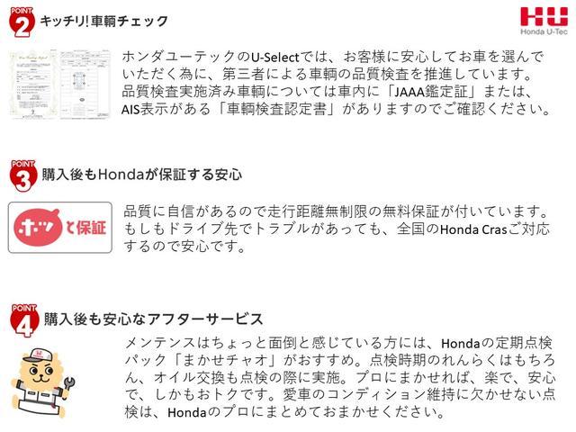 GエアロHDDナビスペシャルパッケージ リア席モニター(22枚目)