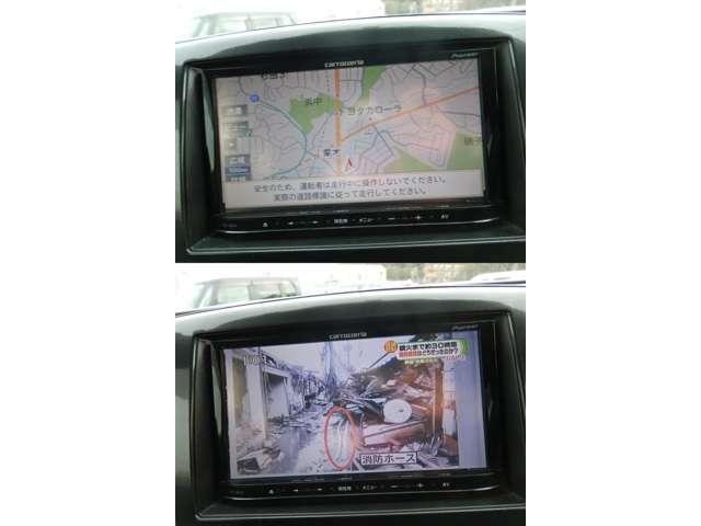 スズキ ワゴンRスティングレー X メモリーナビ ワンセグTV DVDビデオ HID 禁煙車