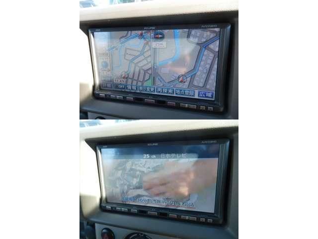 スズキ エブリイワゴン JPターボ HDDナビ TV 禁煙車
