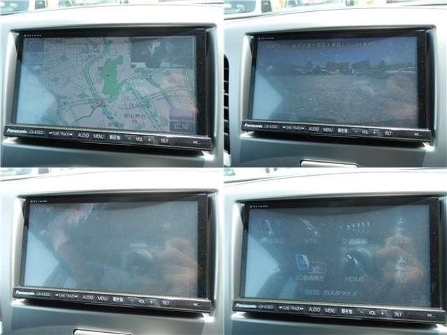 スズキ ワゴンR FX 禁煙車 SDナビ フルセグTV DVD再生 Bカメラ