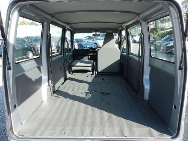 日産 NV100クリッパーバン DX ロールーフ