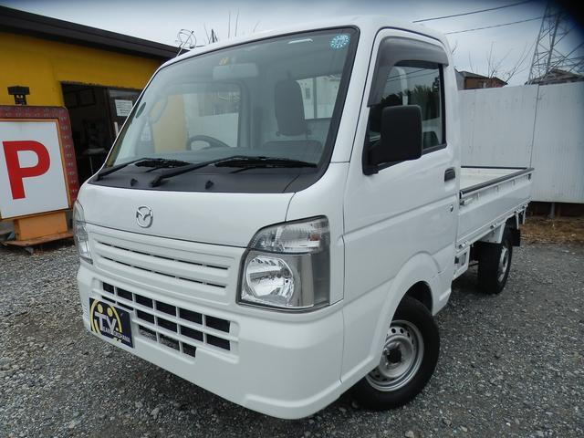 KC エアコン・パワステ 4WD オートマ(7枚目)