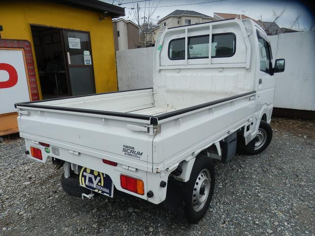 KC エアコン・パワステ 4WD オートマ(8枚目)