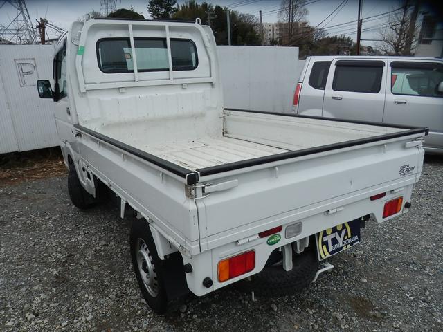 KC エアコン・パワステ 4WD オートマ(9枚目)