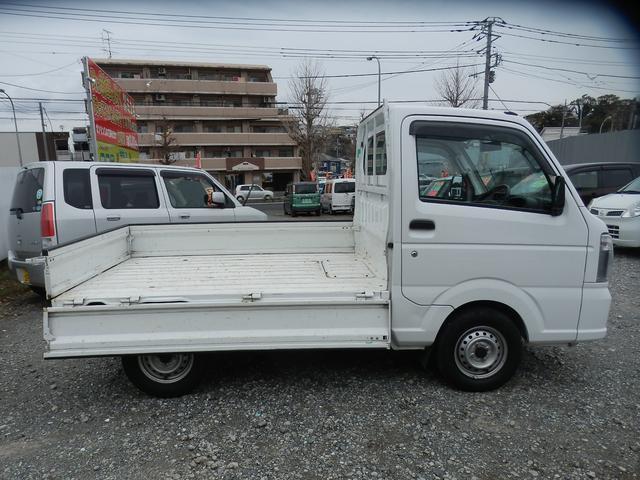 KC エアコン・パワステ 4WD オートマ(14枚目)