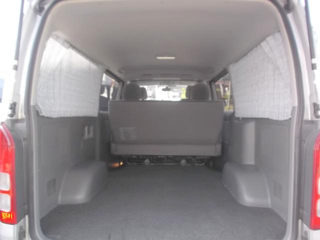 トヨタ レジアスエースバン ロングスーパーGL2.5DT4WD寒冷地ナビTV後席TV禁煙