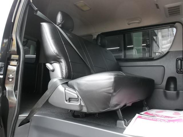 トヨタ ハイエースバン スーパーGL3型1オナナビTVBカメラHIDエアロキャリア