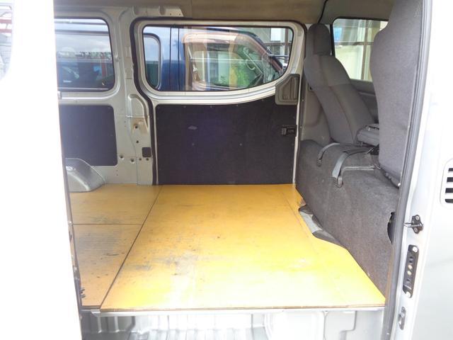 ロングDXターボ DXターボEXパッケージ1オーナーナビTVBカメラ同色バンパー荷室板張低床3人5ドア(48枚目)