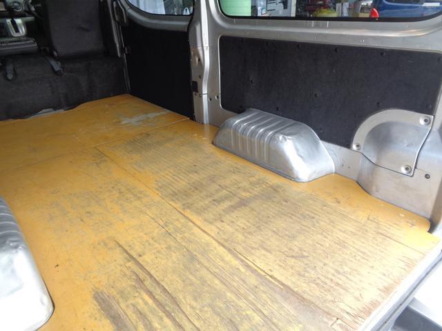 ロングDXターボ DXターボEXパッケージ1オーナーナビTVBカメラ同色バンパー荷室板張低床3人5ドア(53枚目)