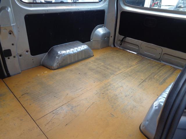 ロングDXターボ DXターボEXパッケージ1オーナーナビTVBカメラ同色バンパー荷室板張低床3人5ドア(55枚目)