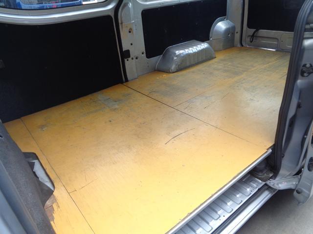 ロングDXターボ DXターボEXパッケージ1オーナーナビTVBカメラ同色バンパー荷室板張低床3人5ドア(57枚目)